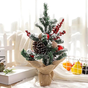2ft Cloth Bag Artificial Christmas Tree