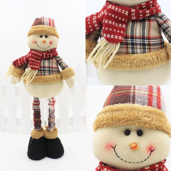 Christmas Retractable Dolls
