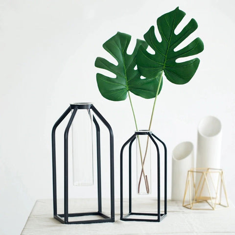 Test Tube Vase (Set of 2)