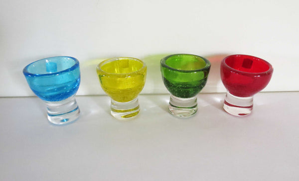 Club Shot Glass - Set of 4 - The Chic Pad - 2