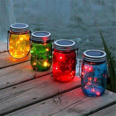 Mason Jar Fairy Light