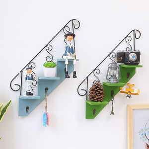 Staircase Style Wall Hook