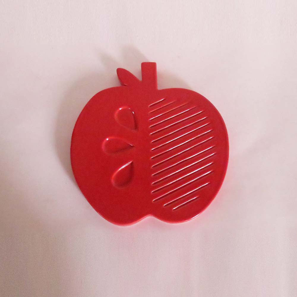 Apple Trivet - The Chic Pad