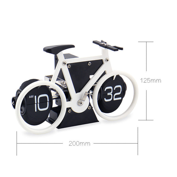 Bicycle Flip Clock - The Chic Pad - 2