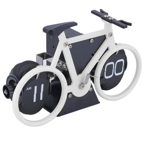 Bicycle Flip Clock - The Chic Pad - 1