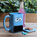 Cookie Monster Mug - The Chic Pad - 5