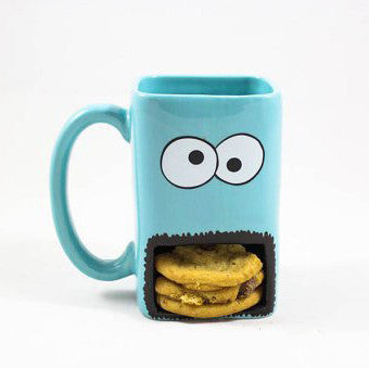 Cookie Monster Mug - The Chic Pad - 1
