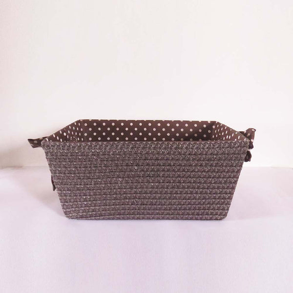 Dots Basket Organiser - The Chic Pad - 2