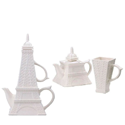 Eiffel Tower Tea For One