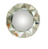 Facet Mirror - The Chic Pad