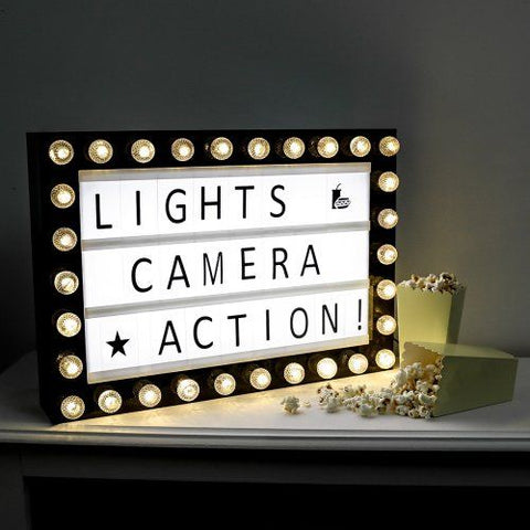 Hollywood Lightbox