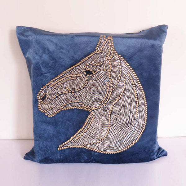 Horse Face Cushion Cover - The Chic Pad - 2