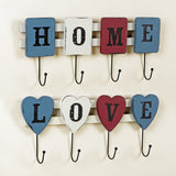 Love/Home Wall Hook