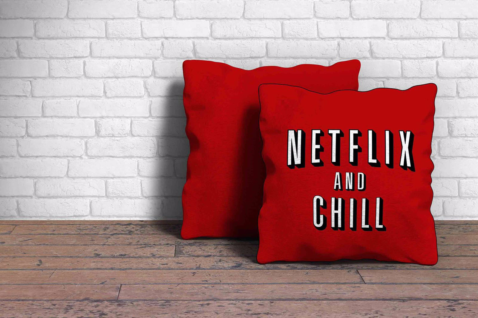 Netflix Cushion Cover - The Chic Pad