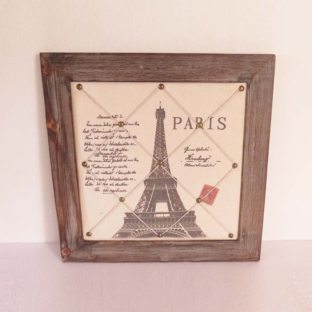 Paris Upholstered Wall Art - The Chic Pad