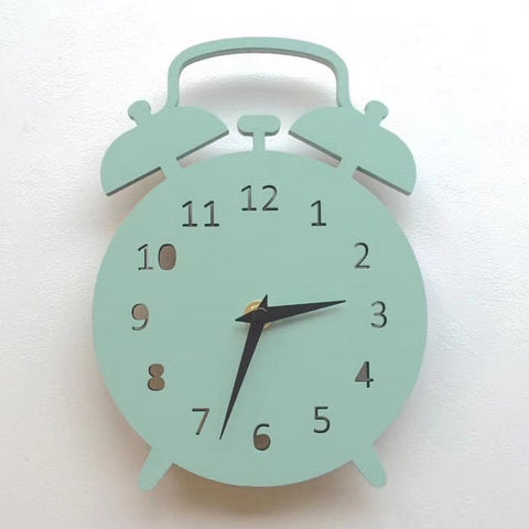 Bell Alarm Wall Clock