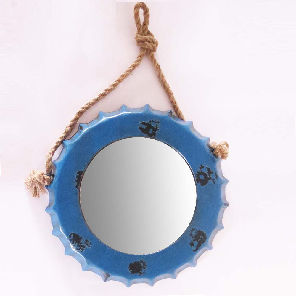 Rope Mirror - The Chic Pad - 1