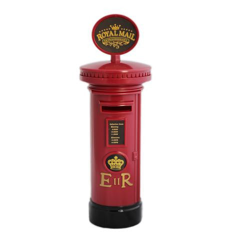 Royal Mail Post Box Piggy Bank