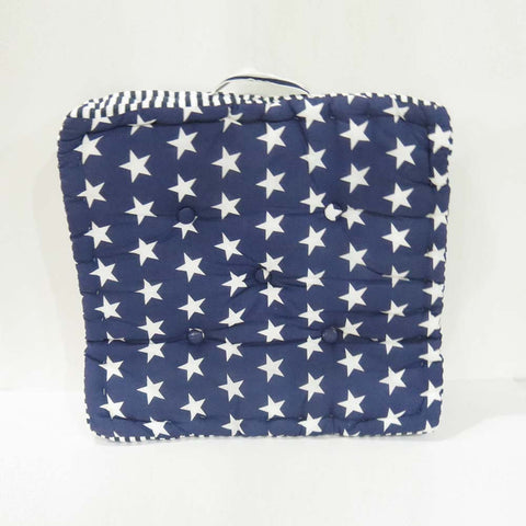 Seamless Stars Floor Cushion - The Chic Pad - 1