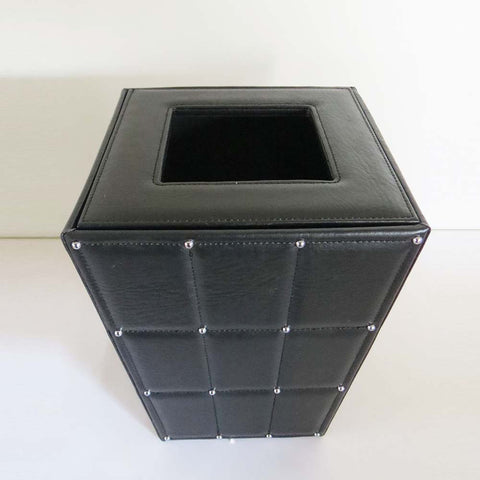 Studded Waste Bin - The Chic Pad - 1
