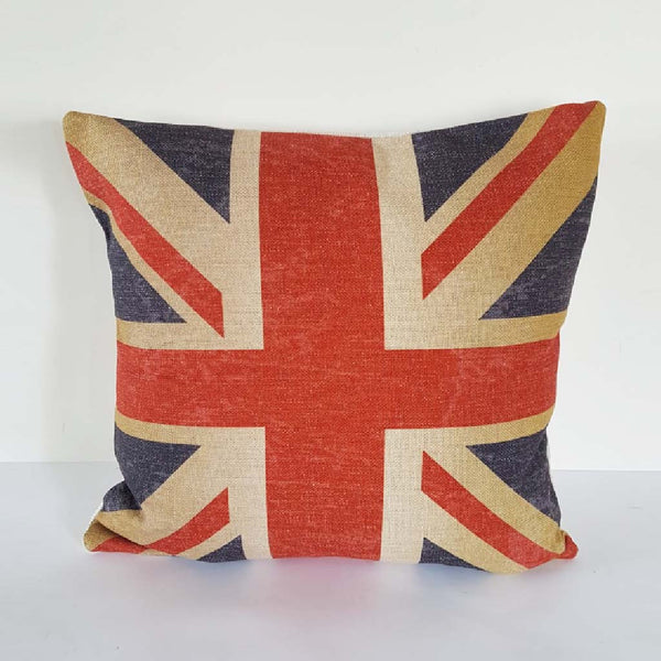 Country Flag Cushion Cover - The Chic Pad - 2