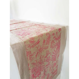 Paisley Table Runner - The Chic Pad - 1