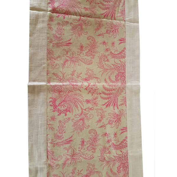 Paisley Table Runner - The Chic Pad - 2