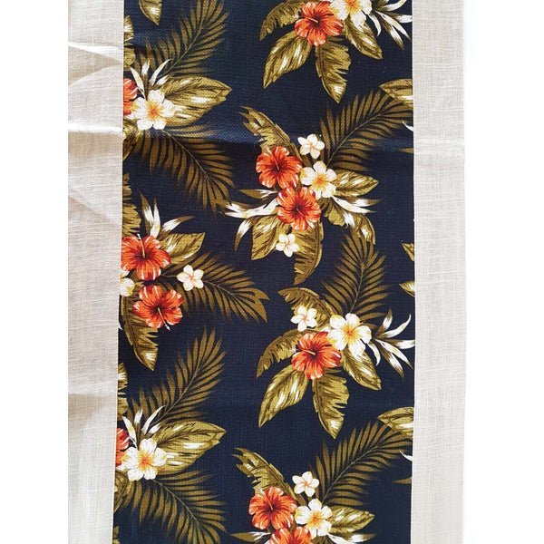 Tropical Floral Table Runner - The Chic Pad - 2