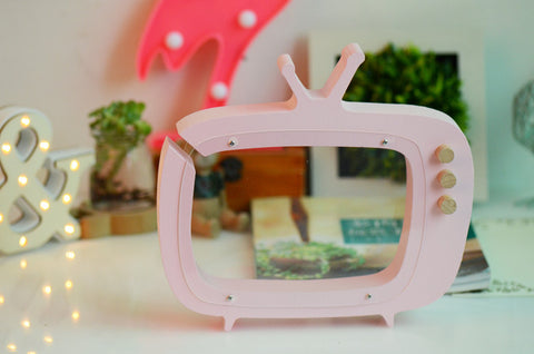 Retro TV Piggy Bank