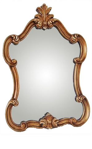 Venetian Mirror - The Chic Pad