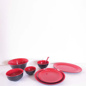 Zen Dinner Set- 39 Pieces - The Chic Pad - 1