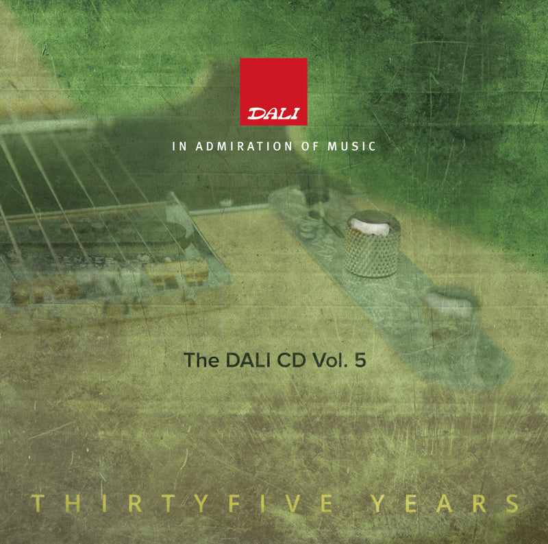 DALI Vol. 5 [Hi-res DOWNLOAD]