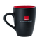 DALI Mug (black/red)