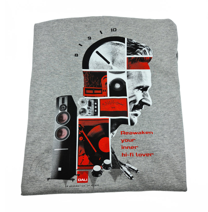 """Hi-Fi Lover"" T-shirt - [Men]"