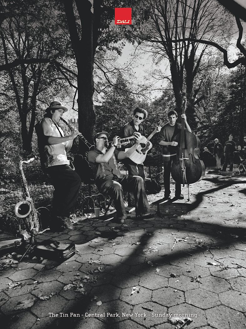 Acoustic Panel - The Tin Pan (Central Park)