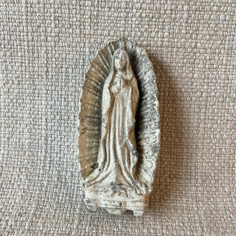 Mary Plaque