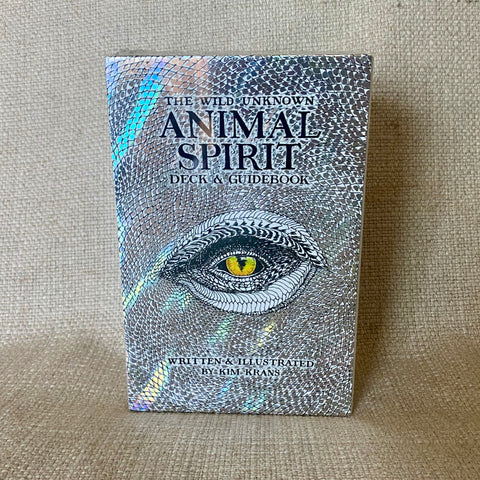 Tarot: The Wild Unknown Animal Spirit Deck & Guidebook