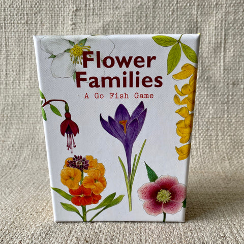Games: Flower Families Card Game