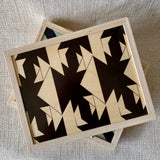 Games: Backgammon Set (Floral & Aztec)