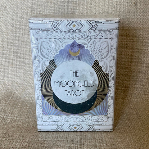 Tarot: The Moonchild Deck & Guidebook