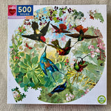 Puzzle: Hummingbirds