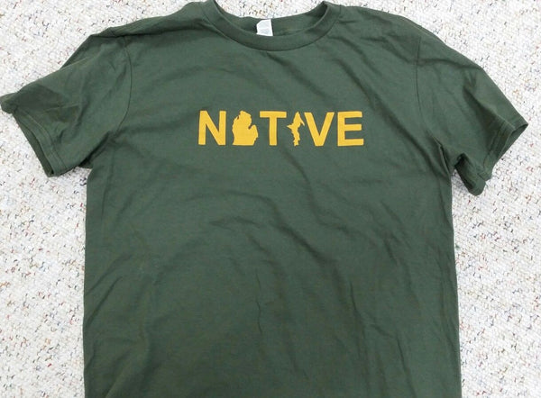 Native Michigan T-shirt