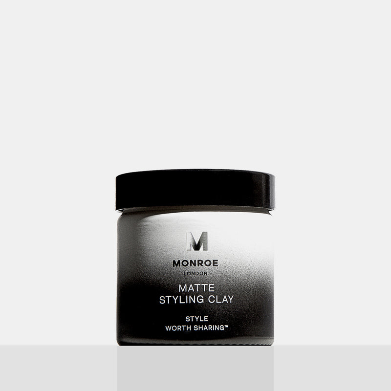 Monroe Matte Styling Clay 60ml