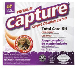 Capture Dry Rug Cleaner Kit 2.5lb.