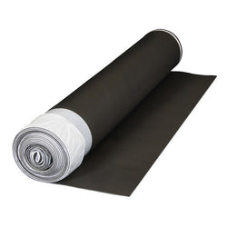 Black Jack 100 sq. ft., 28 ft. x 43 in. x 2.5 mm Roll of 2-in-1 Premium Laminate and Engineered Wood Flooring Underlayment by Roberts