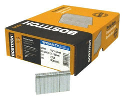 BOSTITCH BCS1516 15-1/2 Gauge 2-Inch Hardwood Flooring Staple, 7728 per Box