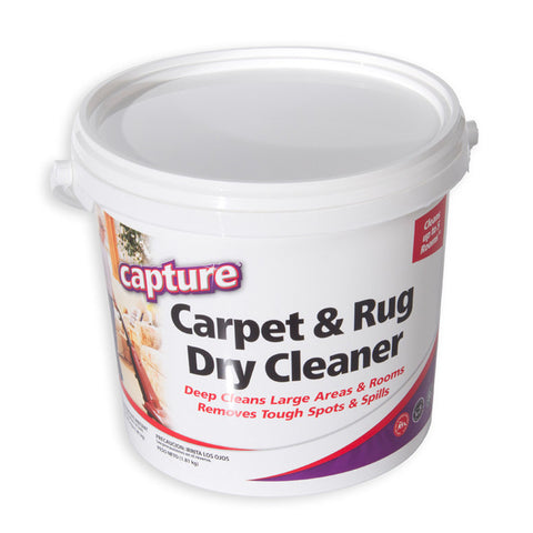 Capture Dry Rug Cleaner 4lb. Pail