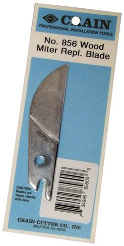 Crain Carpet Blade F/Wood Miter #856