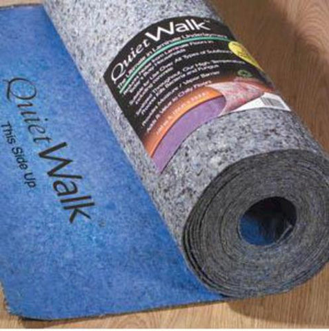 Mp Global Quietwalk Underlayment 100 square feet