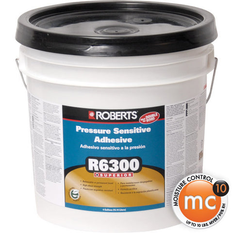 ROBERR6300 Superior Pressure Sensitive Adhesive
